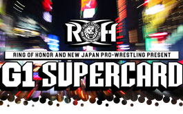 ROH G1 Supercard