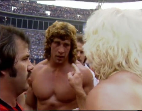 Kerry Von Erich vs Ric Flair