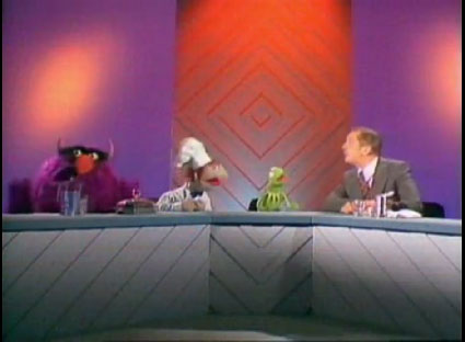 Muppet Panel Discussion