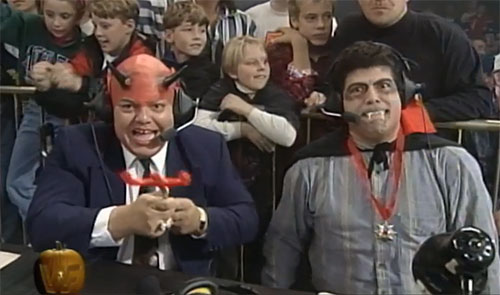 WWF Spanish Announcers